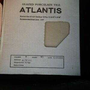 Atlantis Glazed Porcelain Tile