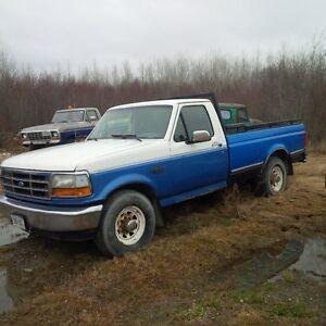 1992 Ford F-250 7.3 diesel 2wd Pickup Truck