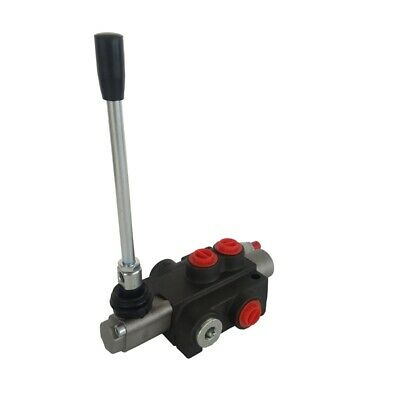 1234 Spool Hydraulic Control Valve 13 Gpm Adjustable Tractors Loaders