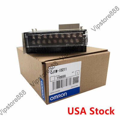 Omron Plc Input Module Cj1w-id211 Cj1wid211 New In Box Free Shipping A Good