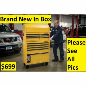 Brand New - DeWalt 36 in. 11 Drw Rolling Tool Cabinet & Chest