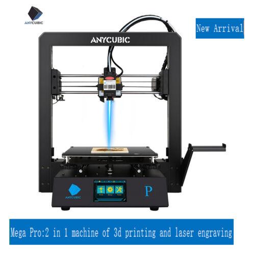 mega pro 3d printer laser engraving 2