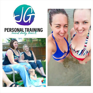 Train with someone who's lost 100lbs herself! London Ontario image 2