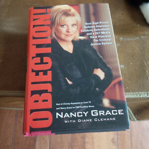 Objection, by Nancy Grace, 2005 First Edition