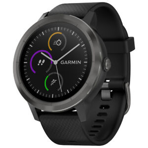 Brand new Garmin Vivoactive 3 - full package - GPS smartwatch