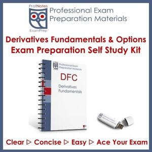 Derivatives Fundaments DFC & DFOL(Textbook) 2019 Kit