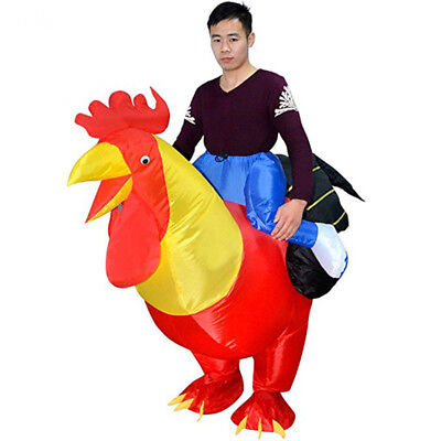 Big Inflatable Suit (Adult Kids Spoof Inflatable Costume Big Cock Halloween Suit Outfit Fancy)