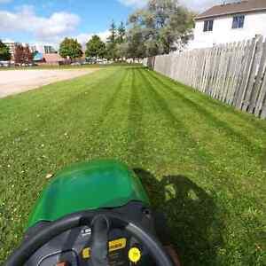Grass cutting London Ontario image 1