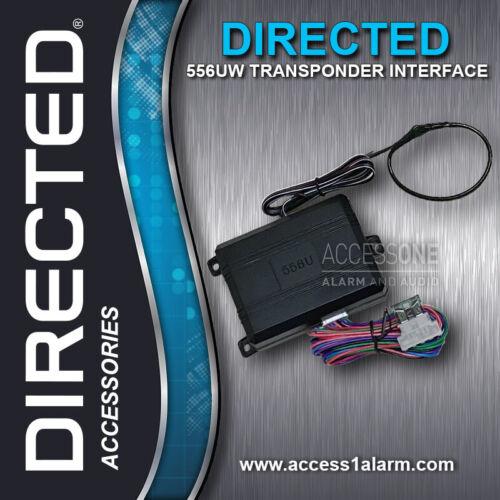 NEW Directed 556UW Universal Remote Start Transponder Interface Module