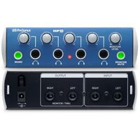PreSonus HP4 Ampli 4 casques + Moniteurs Studio