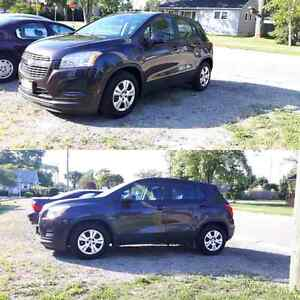 2015 Chevrolet Trax For Sale! BRAND NEW!