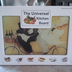 New - Tempered Glass Cutting Boards, two designs London Ontario image 4