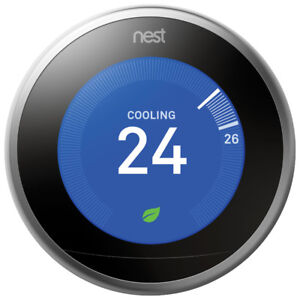 Nest thermostat 3rd generation - brand new in box