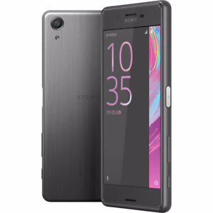 CELL PHONE Sony Xperia X Performance on BELL MINT SHAPE