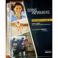 Potter & Perry soins infirmiers-fondements généraux NEUF