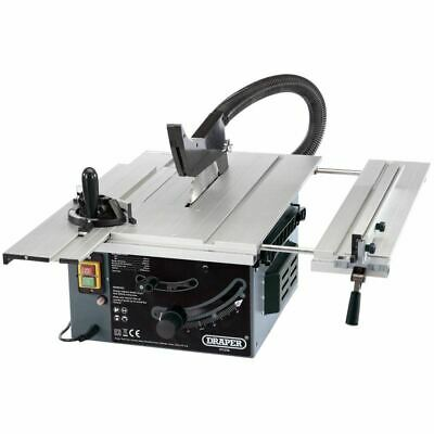 Draper 250mm Sliding Table Saw (1800W) (82571)