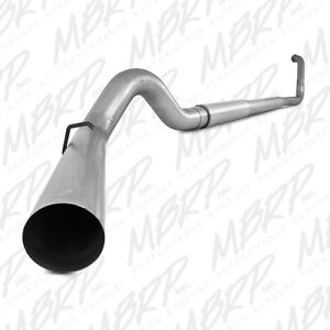 "5"" MBRP EXHAUST KIT FOR FORD 6.0 POWERSTROKE DIESEL 03-07"