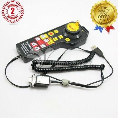 Usb Mach3 Cnc Electronic Handwheel For Cnc Mach3 Engraving Machine Pulser