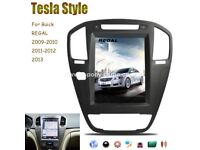 10.4''Tesla Style Vertical HD Screen Android 6.0 Car GPS Intelligent Navigation For BUICK REGAL