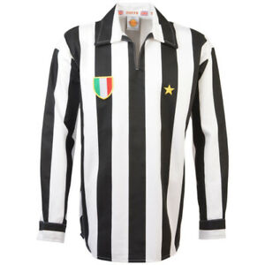 Juventus 1967 Serie A champions - TOFFS luxury retro jersey-new
