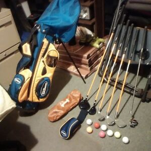 Junior golf set:used