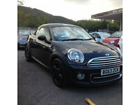 Mini Mini Coupe 1.6 ( 122bhp ) ( Chili ) 2013MY Cooper (Chili)