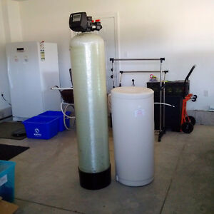 High Capacity Water Softener 27 gpm with Digital Display