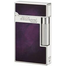 S.T. Dupont Ligne 2 Purple Atelier Lighter, 16260 (016260), New In Box