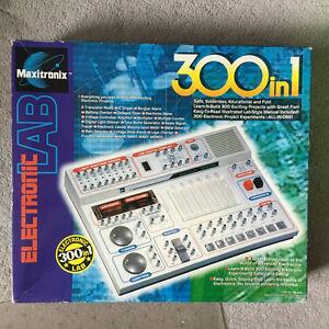300 in 1 Maxitronix Electronic Lab