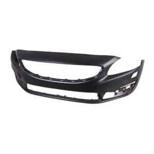 2014-2017 Volvo S60 Front Bumper Cover - CAPA Certified ®