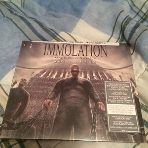 Immolation - Kingdom of Conspiracy CD Sealed