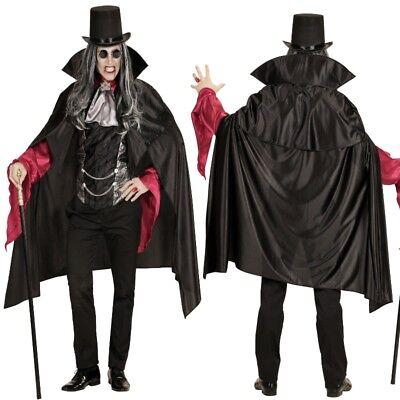 VAMPIR DRACULA exclusives Herren Kostüm Nosferatu Halloween Karneval Fasching