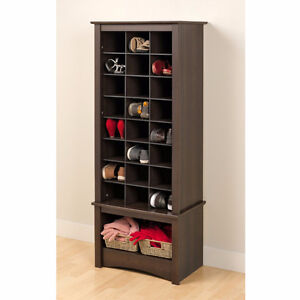 TALL SHELVING UNIT Wine/Shoes  40 x 62.9 x 155.6 cm