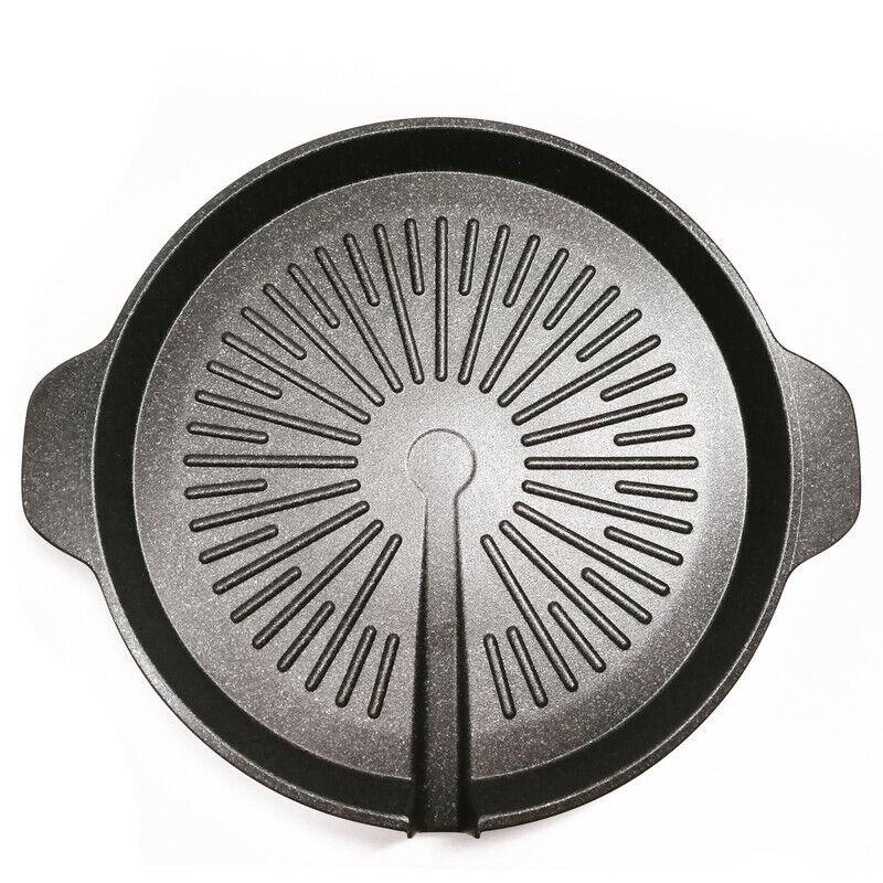 stove top grill smokeless indoor nonstick korean