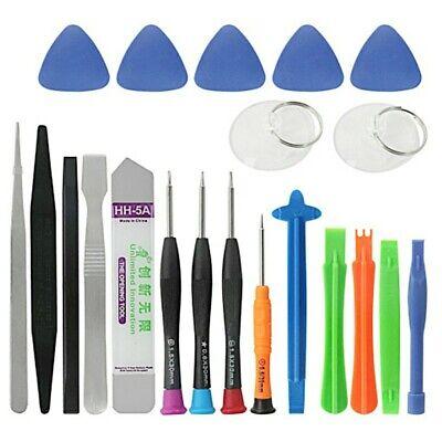 Mobile Phone 21 in 1 Repair Tools Kit Pry Opening Tool Screwdriver Set