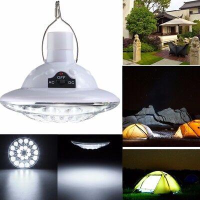 22 LED Camping Lampe Solar Gartenleuchte Outdoor Laterne Zelt Lamp Fernbedienung