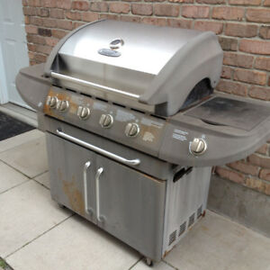 good condition BBQTEK BBQ for sale #234343_____________________