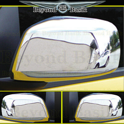 Fits 2005 2012 Nissan Pathfinder 2005 2018 Frontier Chrome Mirror Covers Trims