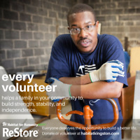 Habitat for Humanity ReStore Donation Outreach Volunteer