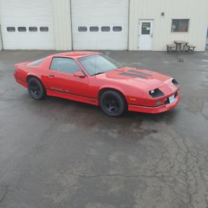 1988 Chevrolet Iroc Z