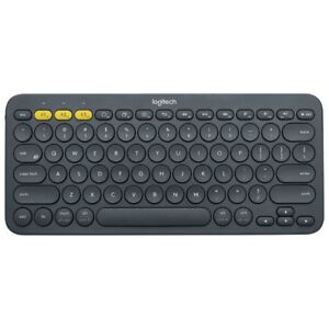 Logitech K380 Multi-Device Bluetooth Keyboard - Grey(New)