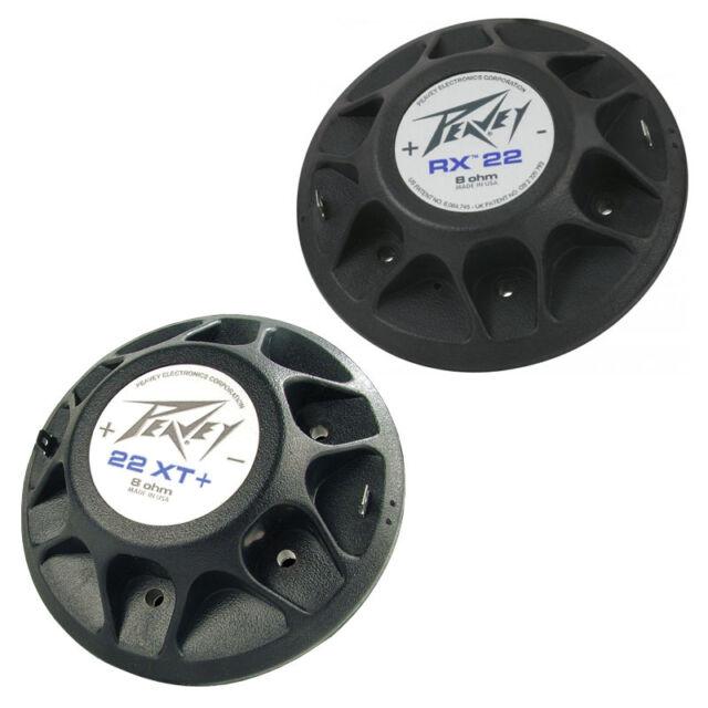 1 x Peavey 22XT RX22 22XT+ Genuine Replacement Speaker Diaphragm Kit 3452400