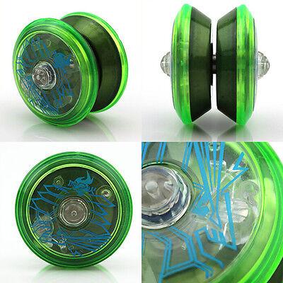 Light Up YoYo Ball for Magic Juggling Toy Fancy Moves Flashing LED Kids Gift 7zz - Yoyo Ball