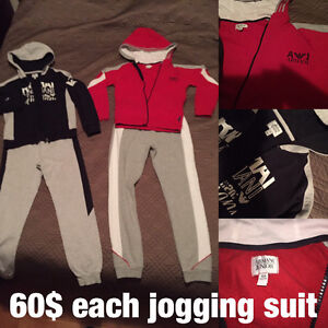 Armani junior size 10 jogging suit
