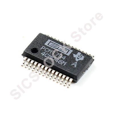 1pcs Pcm1794adbr Ic Dac Audio 24bit 192khz 28ssop Pcm1794br 1794 Pcm1794