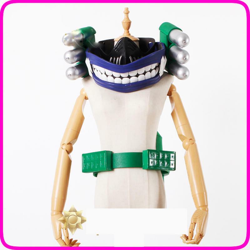 My Hero Academia Himiko Toga Full Set Cosplay Prop Mask Helmet Waist Accessories