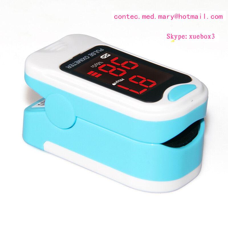 Finger-Pulse-Oximeter-Portable-Heart-Rate-SPO2-Monitor-Blood-Oxygen-Meter-Sensor