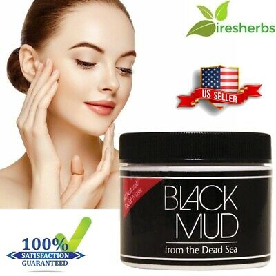 #1 BEST BLACK MUD DEEP CLEANSING BLACKHEAD REMOVER PURIFYING PEEL FACE CREAM