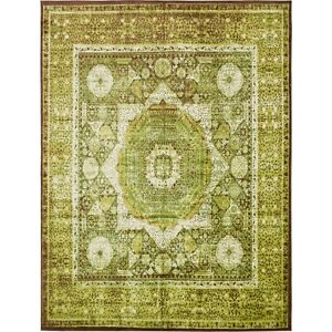 Brand New Light Green Cocoa Istanbul Area rug 5x8