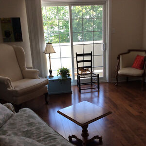 Desired Fredericton Location! Corner Condo Downtown